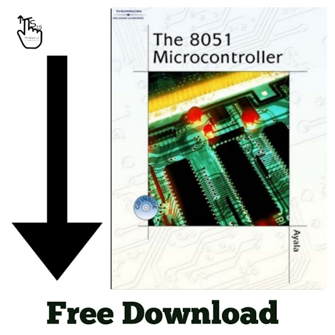 Free Download PDF Of The 8051 Microcontroller