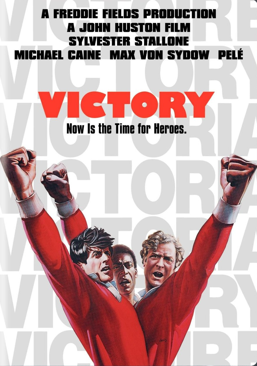 Escape to Victory (1981) ταινιες online seires oipeirates greek subs