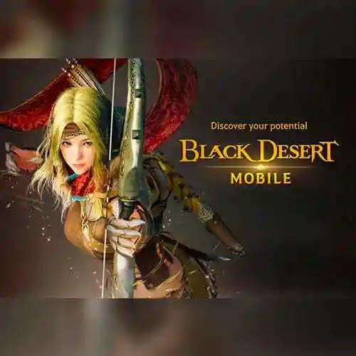 لعبة Black Desert Mobile هي النسخة المحمولة من لعبة Black Desert Online الشهيرة التي تمتلك الشعبية PEARL ABYSS كوريا الجنوبية التي تم إصدارها في مايو 2017 من خلال Steam Store