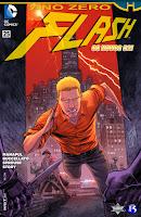 Os Novos 52! Flash #25