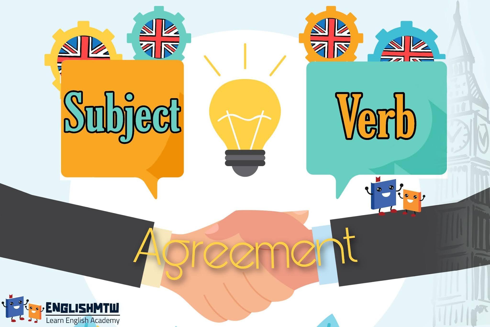 4 خطوات لإتقان قاعدة توافق الفعل والفاعل في الجملة الانجليزية