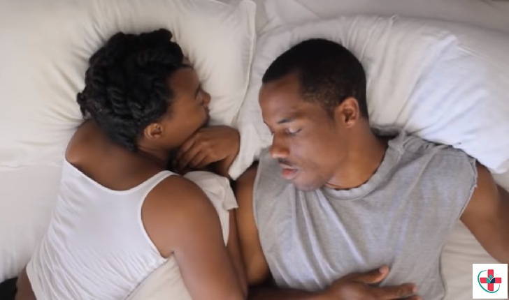 Learn how your partner's snoring can affect your health