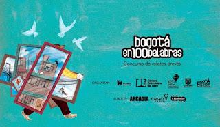 Bogotá en 100 palabras 2018 | CONCURSO de relatos breves