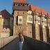 Valentina Ionescu escapada la Castelul Corvinilor!