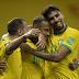 Brasil emplaca 8ª vitória seguida nas eliminatórias ao derrotar o Peru por 2 a 0