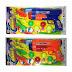 Mainan Senapan Pistol Bowling Ping Pong Shoot
