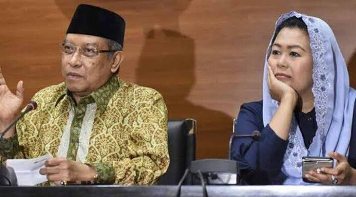 Tanggapi Mundurnya Yenny Wahid, Eks Jubir Presiden: Said Aqil Mending Ikut Mundur Juga, Tak Membawa Keuntungan BUMN!