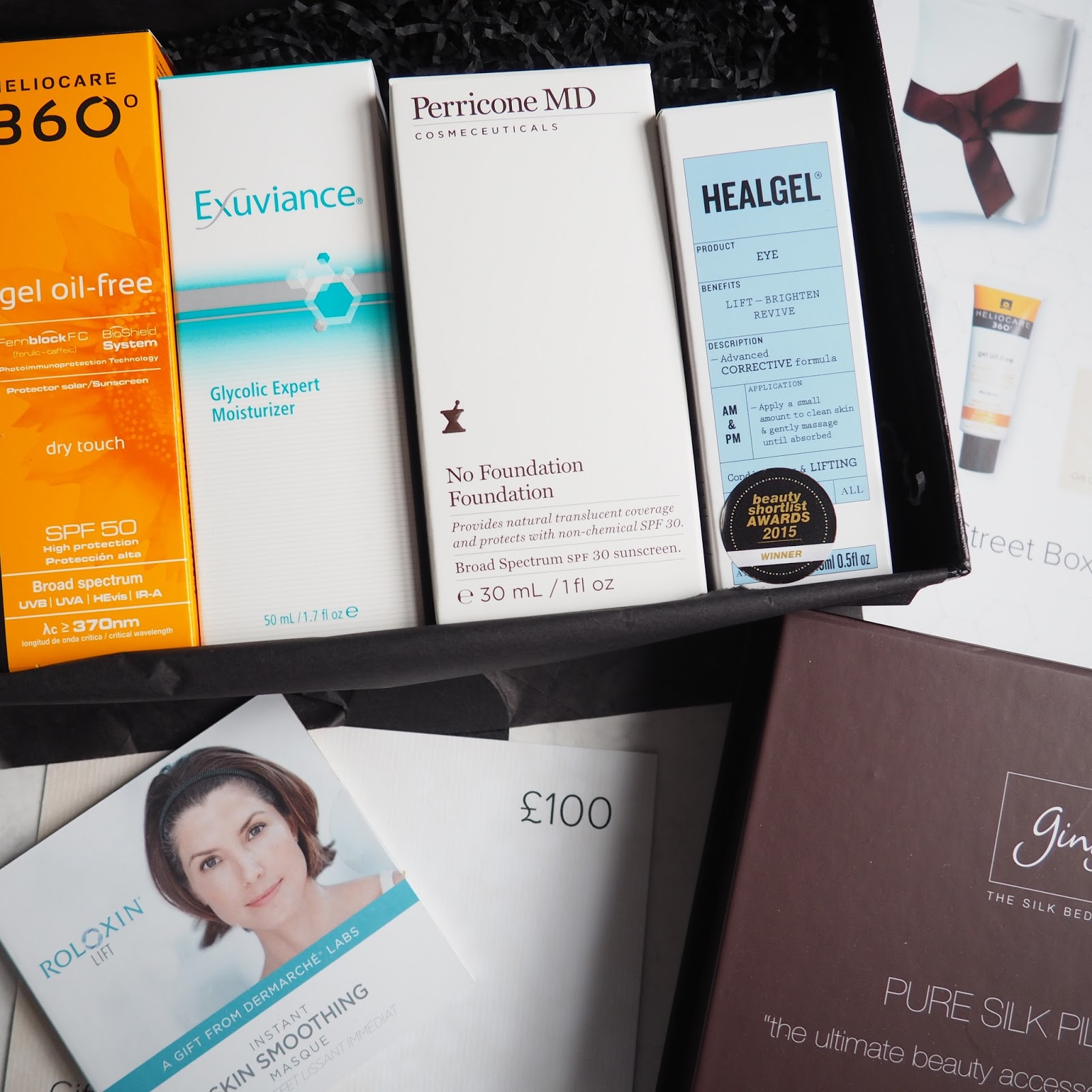 Harley Street Latest in beauty box