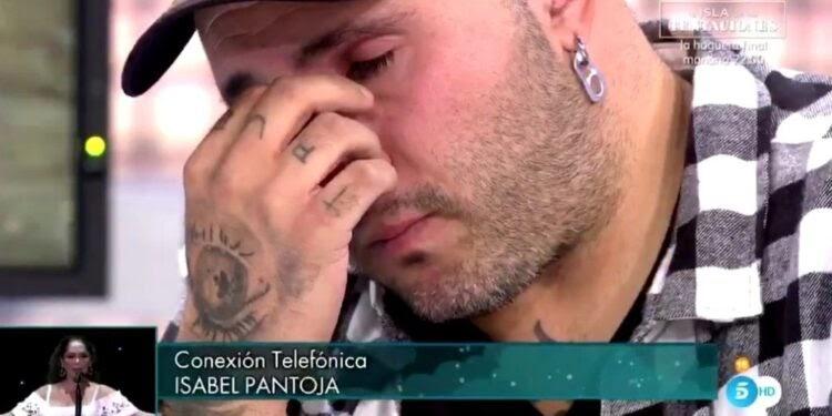 """ISABEL PANTOJA CORTA 'SÁBADO DELUXE' Y DA UN REPASO A KIKO RIVERA: """"NO TE LO VOY A PERMITIR"""""""