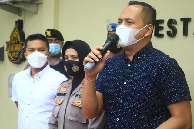 Bantu Suami Jualan Sabu, Seorang IRT Kini Meringkuk di Sel Tahanan