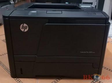HP LaserJet Pro 400 M401d | Máy in A4 laser cũ 2 mặt in nhanh 2