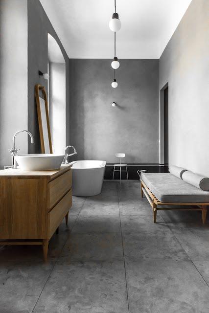 minimalisticka koupelna
