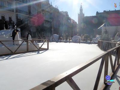 Sevilla - Plaza de San Francisco - Navidad 2017 01