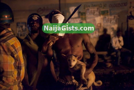 robbers cultists mushin lagos