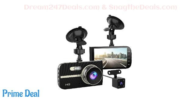 Full HD 1080P Dash Cam 60%OFF