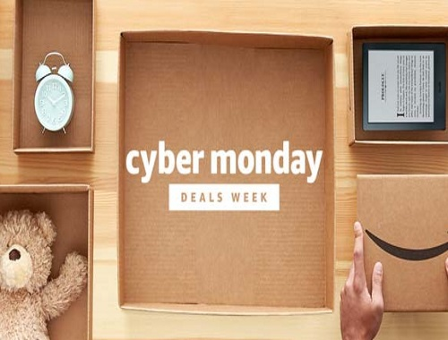 Amazon Cyber Monday Deals Week + $5 Off Promo Code