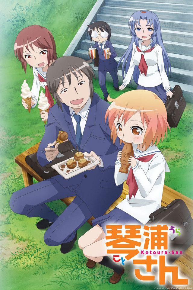 xem anime Anh chàng lầy lội -Kotoura san