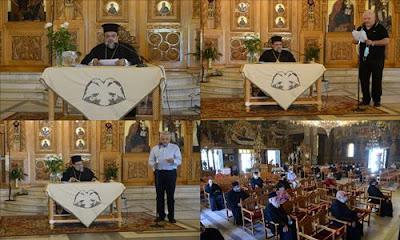 Πραγματοποιήθηκε η Γενική Συνέλευση των Ιδρυμάτων της Ι.Μ. Μεσσηνίας