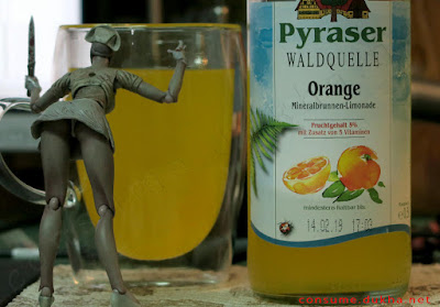 Pyraser Waldquelle Orange - обзор лимонада