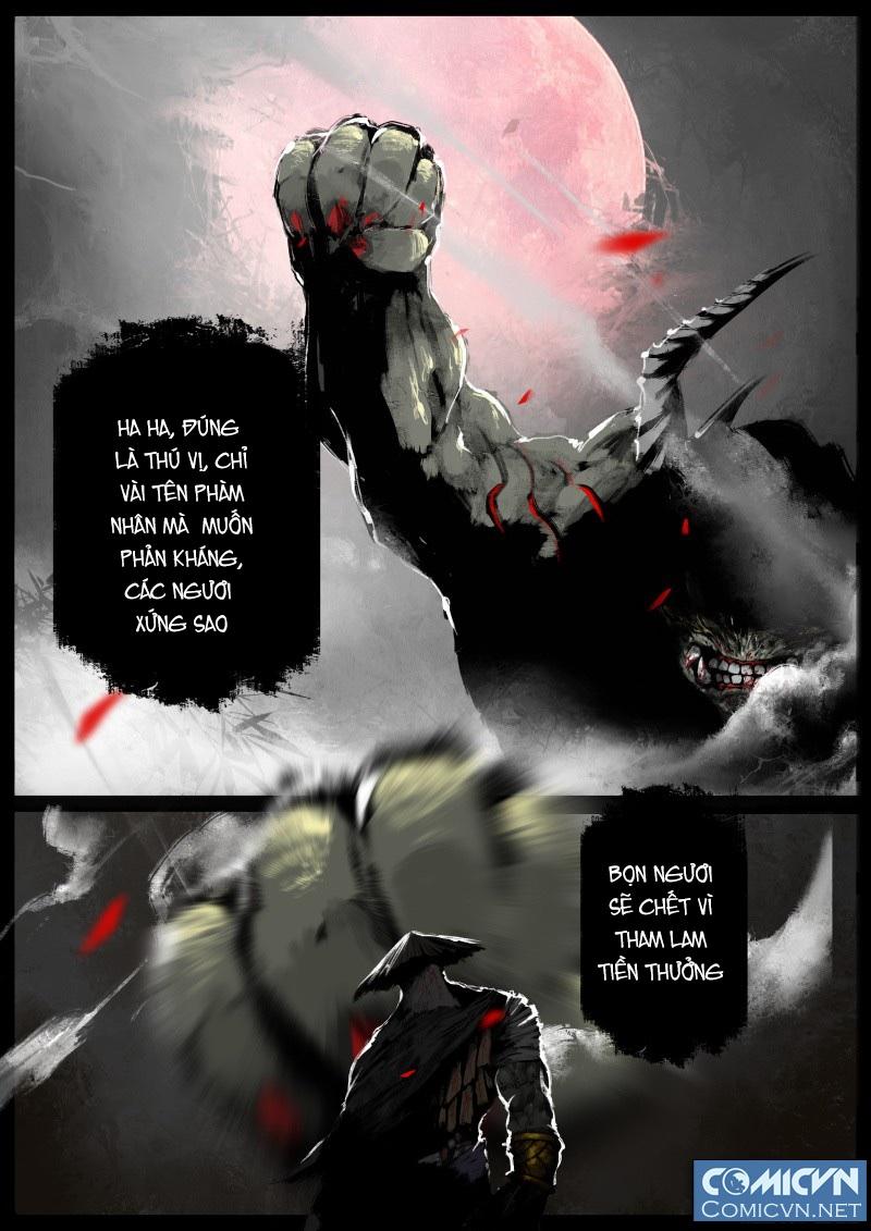 Tây Du Ký ngoại truyện chap 52 - Trang 21