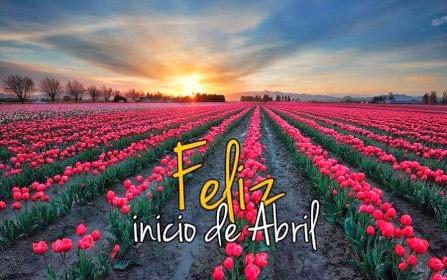 Mi Gratitud Feliz Mes De Abril