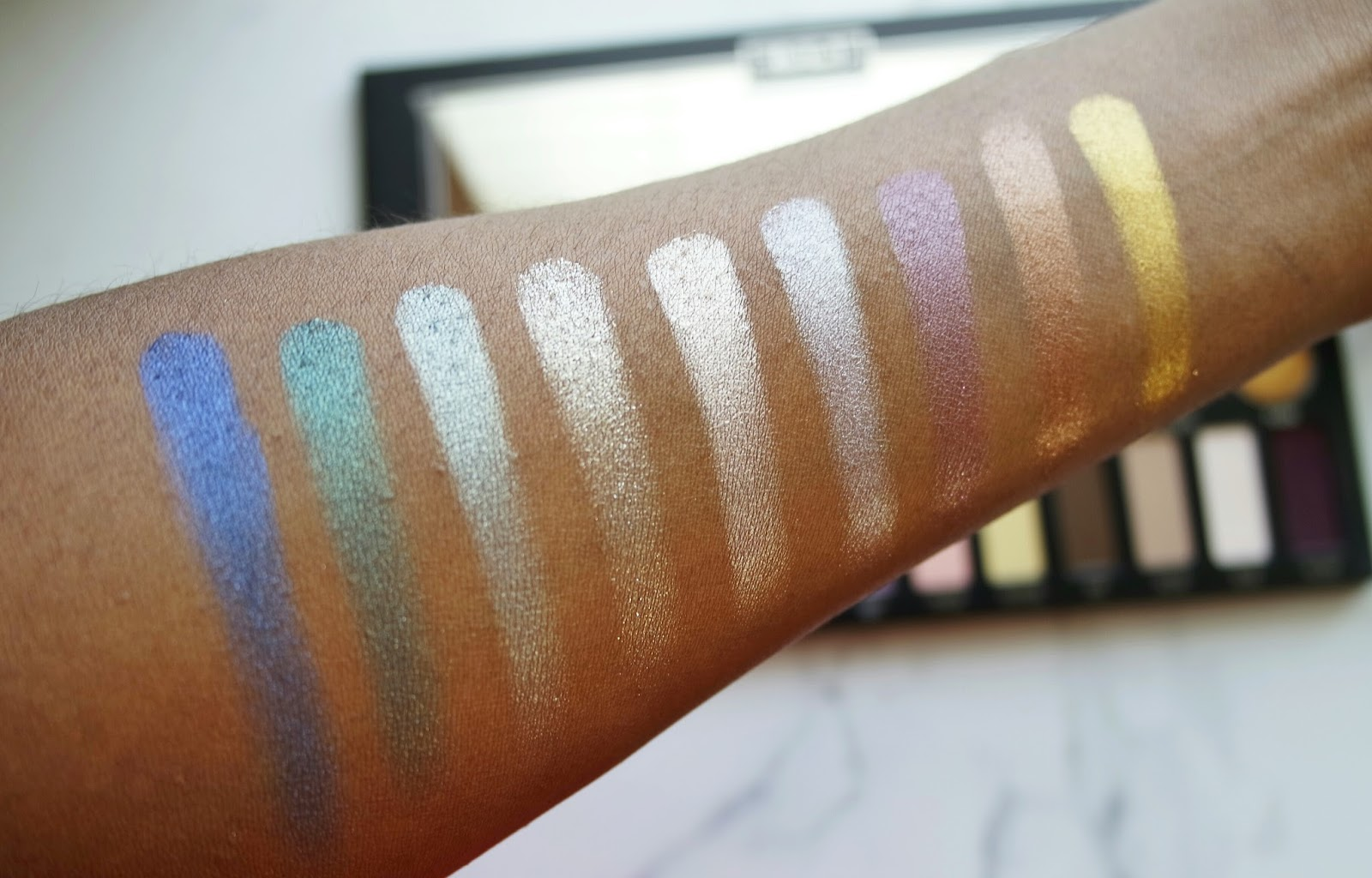 Metal Crush Eyeshadows