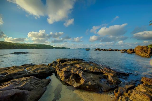 ãi Khem, Mũi Ông Đội: Hai điểm đến tuyệt đẹp của Phú Quốc