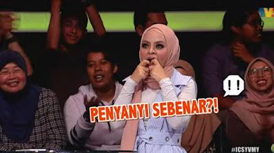 Siti Sarah Tersilap Pilih 'Pensyarah Masa Depan' Sebagai Penyamar