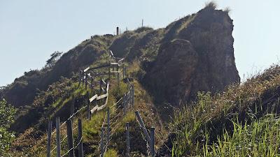 Mirador de la Peńa Santander góra