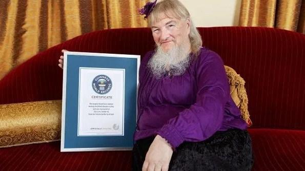 Top Ten Longest Beards In The World