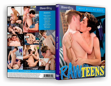 CAPA DVD – Raw Teens xxx 2018 – ISO