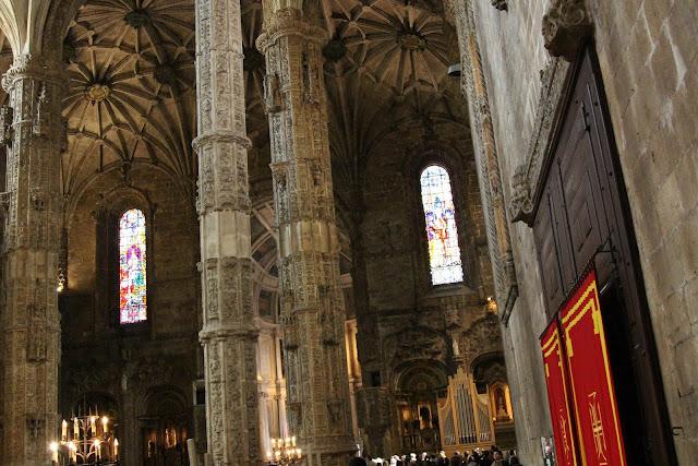Diário de viagem: Mosteiro dos Jerônimos