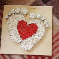 cos'è lo string art
