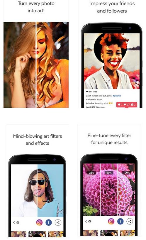 Prisma v2.5.2.174 - Aplikasi Editing Foto Paling Bagus di Android