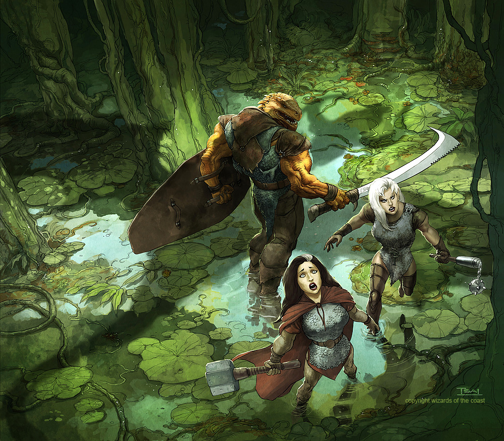 Power Score: Dungeons & Dragons - Building Encounters in 5th