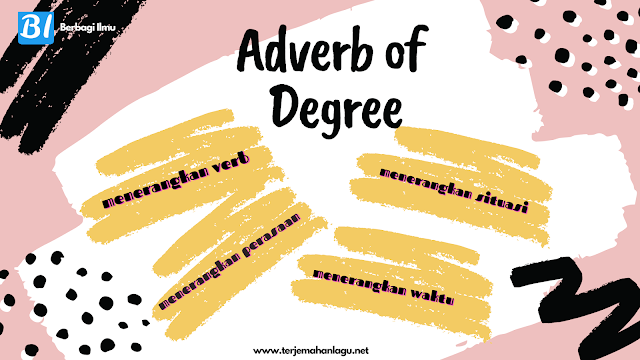 Adverb of Degree