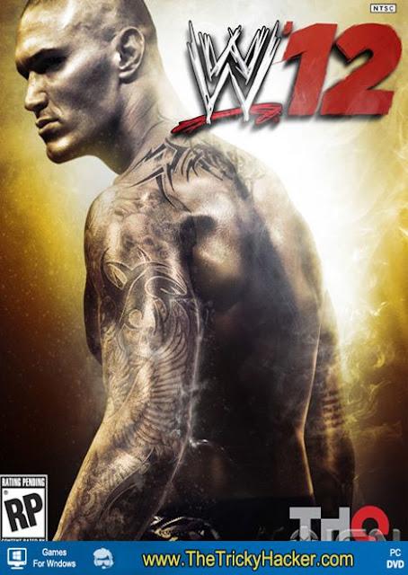 WWE 12 Free Download Full Version Game PC