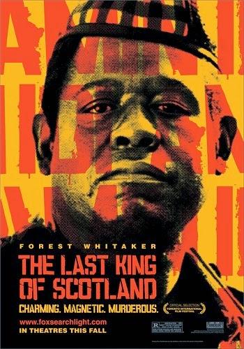 The Last King of Scotland [DVD9] [Latino]