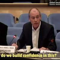 Especialistas da OMS agora admitem na câmera: vacinas estão prejudicando as crianças