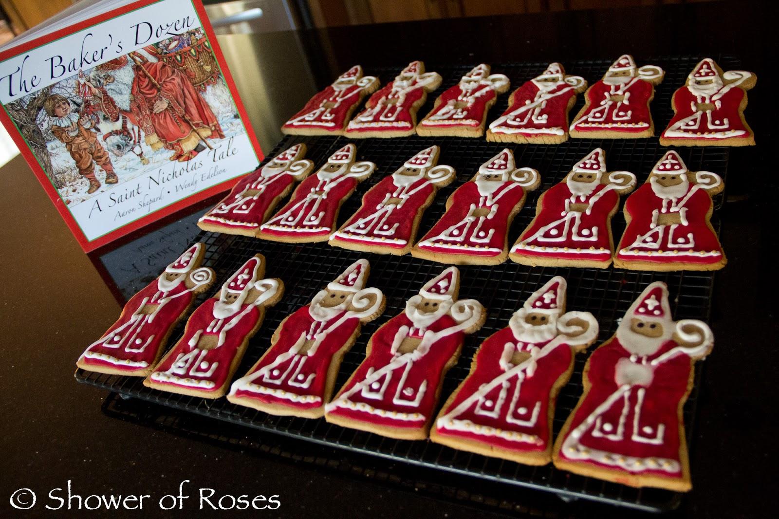 Shower of Roses: The Baker's Dozen :: A Saint Nicholas ... - photo#25