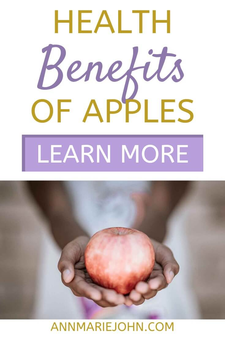 the health benefits of apples.