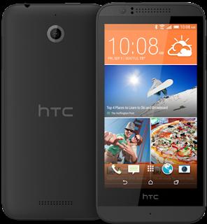 Harga HTC Desire 510 dan Spesifikasi Lengkap
