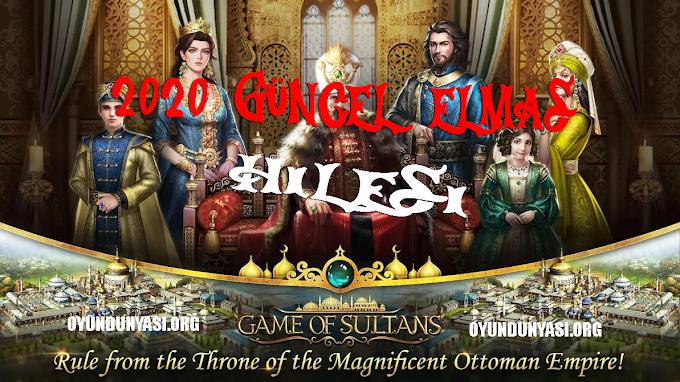 Game of Sultan Elmas Hilesi