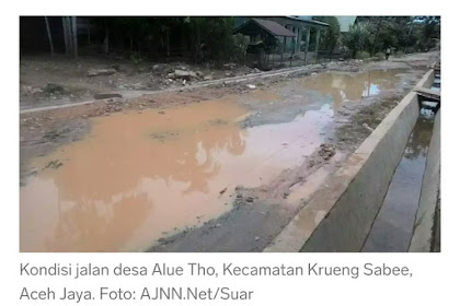 Ka 14 Thôn MoU, Jalan Gampông Alue Thô Kajeut Meukubang Keubeu