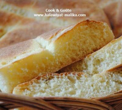 خبز مغربي روعة