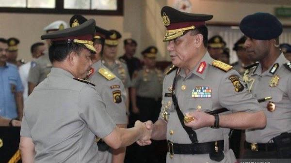 Setelah Jadi Ketua KPK, Irjen Firli Berani Desak Jenderal Tito?
