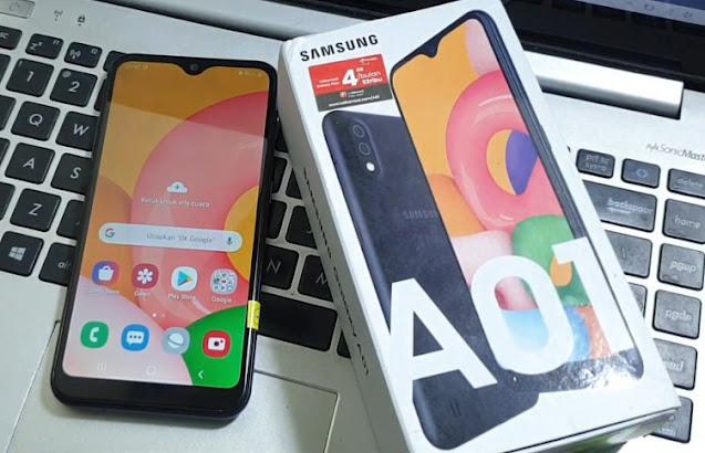 Cara Hapus Samsung A01 SM-A015F FRP / Akun Google Verifikasi Via Remote Online