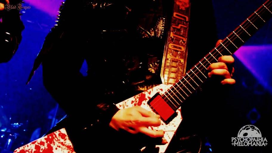 Ashok @Cradle of Filth, Cabaret Sauvage, Paris 28/10/2015