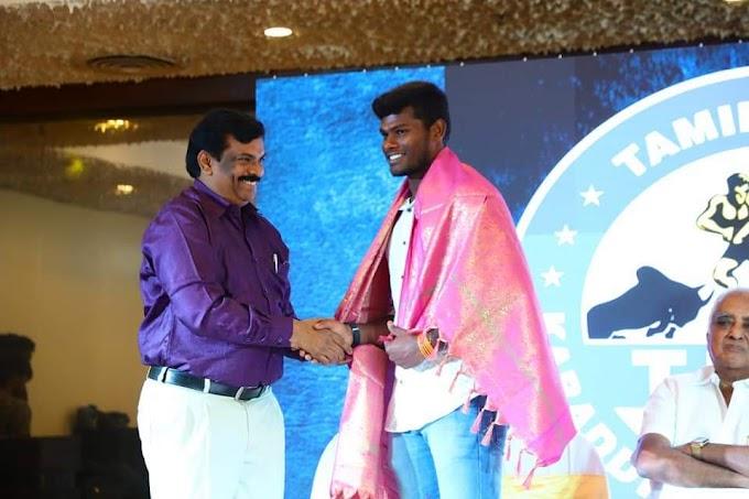 Tamilnadu Kabaddi players selected in Indian Kabaddi team