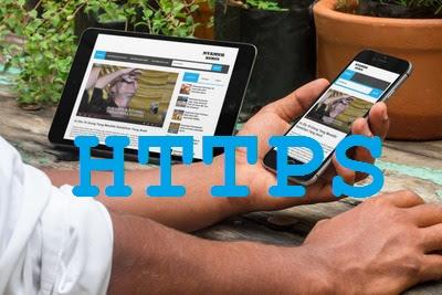 Cara Mengaktifkan Fitur HTTPS Di Blogger